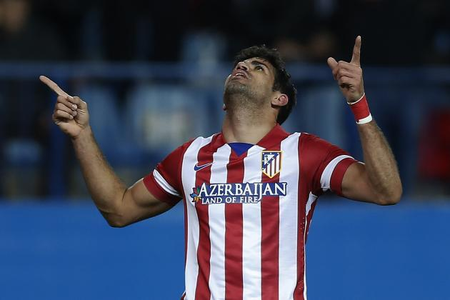 Chelsea Transfer News: Diego Costa Worth Double the Cost of Reported Target Hulk