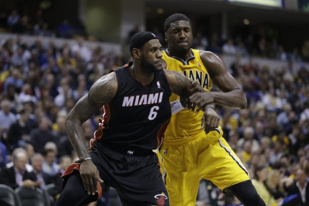 LeBron James Says He's 'Kung-Fu Master' After Flagrant Foul on Roy Hibbert
