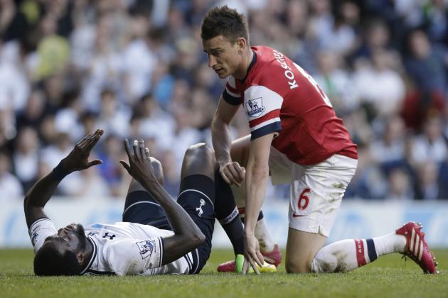 Premier League Injury News, Fantasy Impact: Koscielny Joins Arsenal Injury List