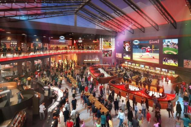 St. Louis Cardinals' Ballpark Village Creating a Stir with Dress Code