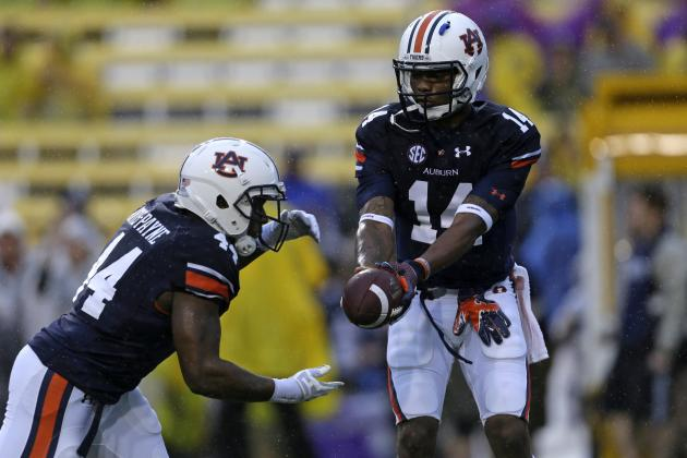 How Auburn Has Used Transfer System to Build an SEC Power