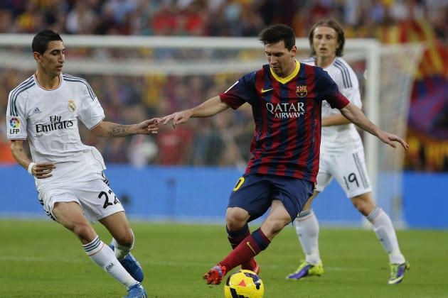 Lionel Messi and Angel Di Maria Clasico Displays Boost Argentina's Brazil Dream