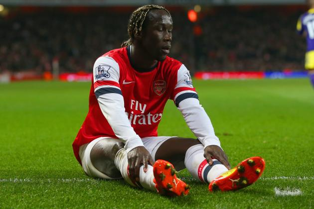 Manchester City Offer Arsenal's Bacary Sagna Three-Year Deal