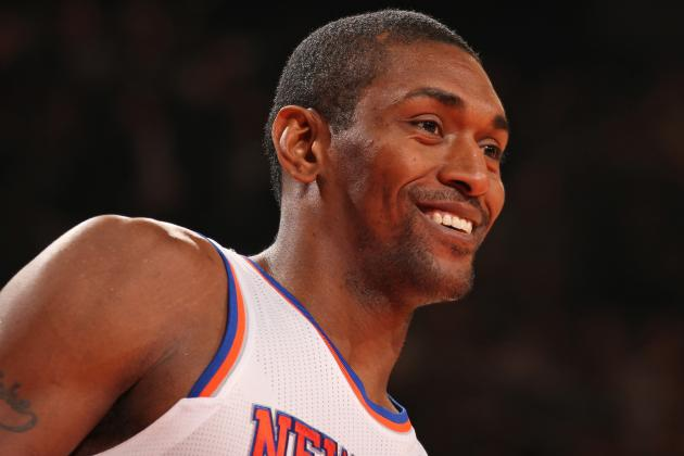 Metta World Peace Discovers His Zen, Meets with Phil Jackson