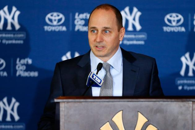 Cashman: Yankees 'Not Desperate' This Year