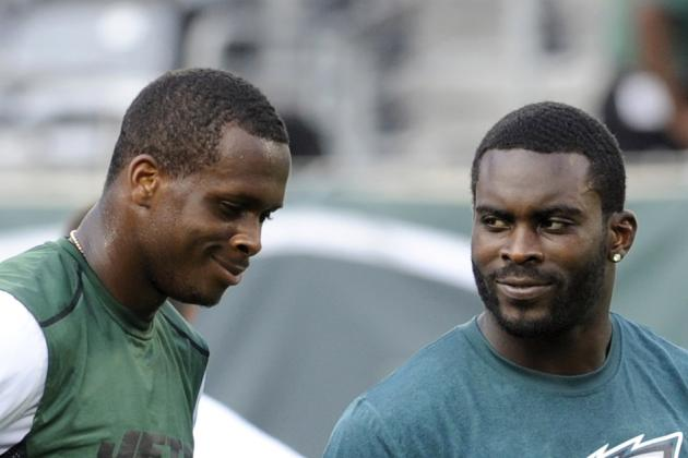 Ryan: Michael Vick-Geno Smith Competition 'Not Going to Be a Distraction'