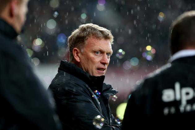 Who Can Manchester United Turn to If Club Runs out of Patience with David Moyes?