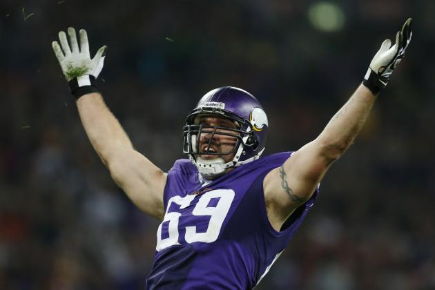 Jared Allen Finds Best Combination of Money, Title Chance with Chicago Bears