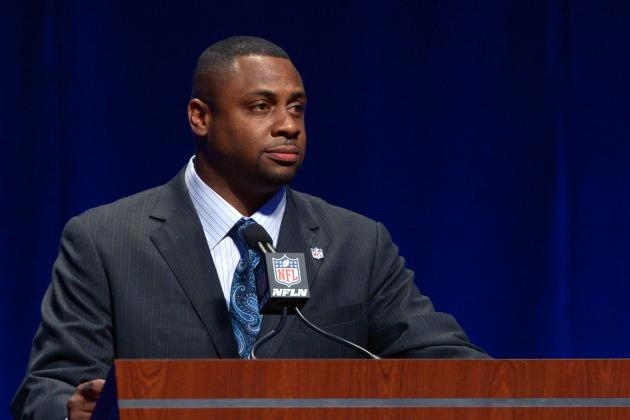 Former NFL Star Troy Vincent Says He Played with 6 Openly Gay Players