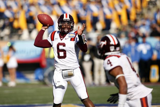 Q with Virginia Tech QB Mark Leal