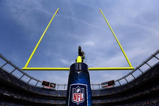 Twitter Reacts to NFL Goal-Post Ruling