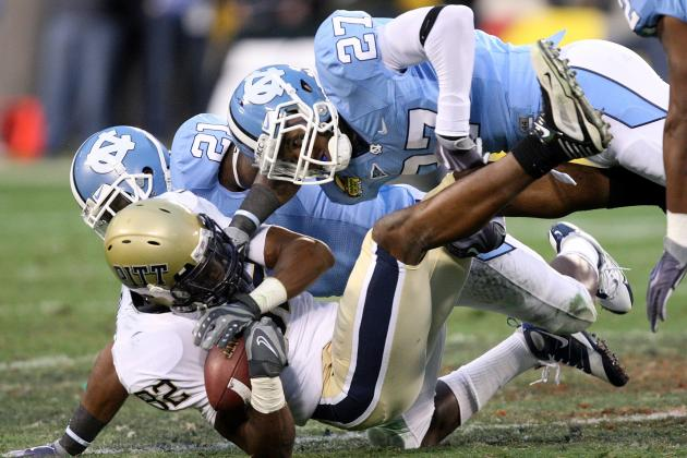 Two UNC Football Players Talk About Academic Fraud on HBO, ESPN