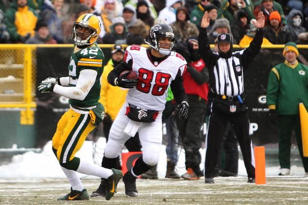 Could Tony Gonzalez Be a Member of the Green Bay Packers in 2014?