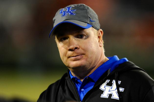 Mark Stoops: 'Change Is Happening Fast'
