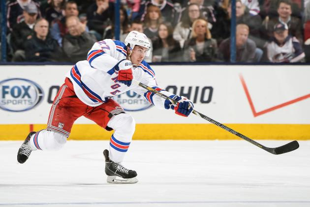 Why New York Rangers' Ryan McDonagh Should Be a Norris Trophy Candidate