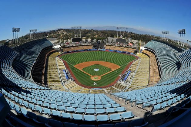 Dodger Stadium Improvements