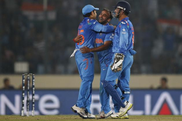 World T20 2014: Bangladesh vs. India Live Stream, Form Guide and Key Stats
