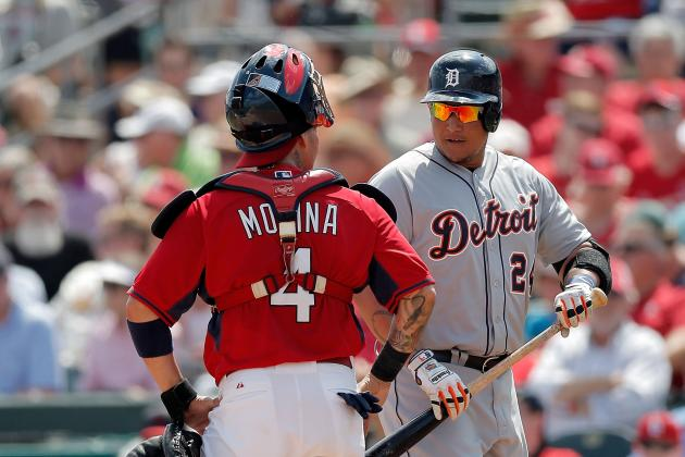 2014 MLB Power Rankings as Spring Training Comes to a Close