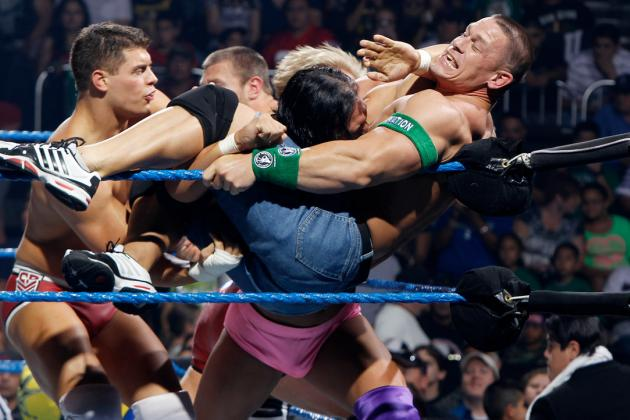 Examining the Most Exciting Elements of WWE Battle Royals
