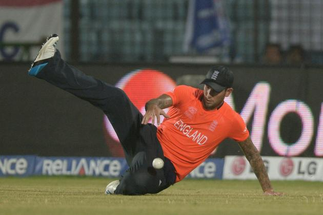England's Fielding and Catching Should Not Be Forgotten Because of Alex Hales