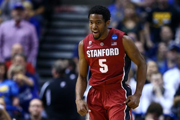 Stanford vs. Dayton: Live Scores, Highlights and Reaction for Sweet 16