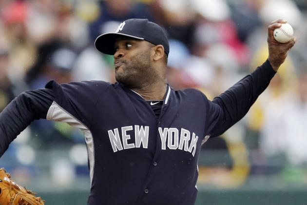 CC Sabathia Finishes Strong Spring with 1.29 ERA