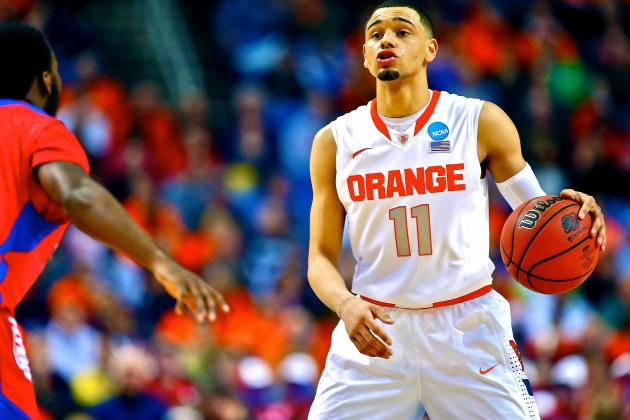 Tyler Ennis Reportedly Will Enter 2014 NBA Draft: Latest Details and Reaction