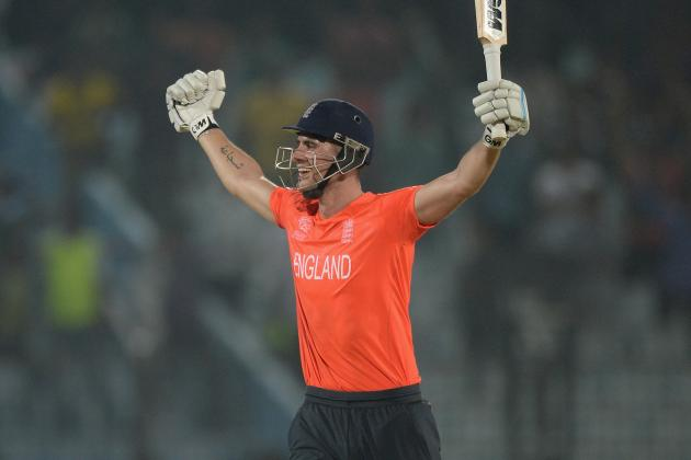 Alex Hales' 116: Breaking Down England Opener's Record-Breaking Knock at WT20