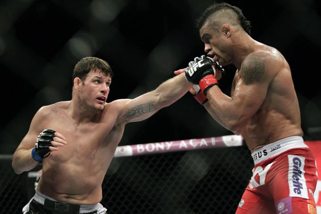 Michael Bisping: It's Pretty Obvious Vitor Belfort Failed His Drug Test