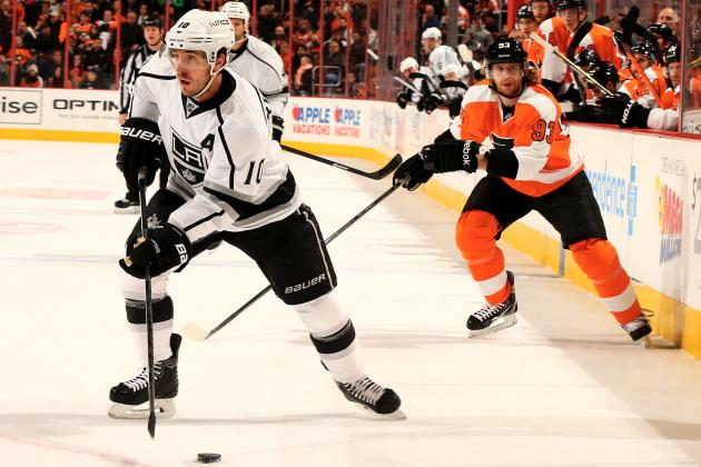 Why Mike Richards' Demotion May Be a Blessing in Disguise for Los Angeles Kings