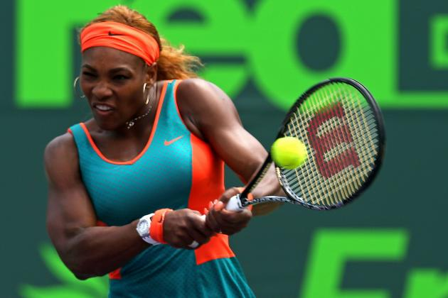 Serena Williams vs. Maria Sharapova: Score and Recap from 2014 Miami Masters