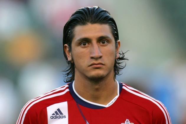 Chivas USA Waive Defender Carlos Borja