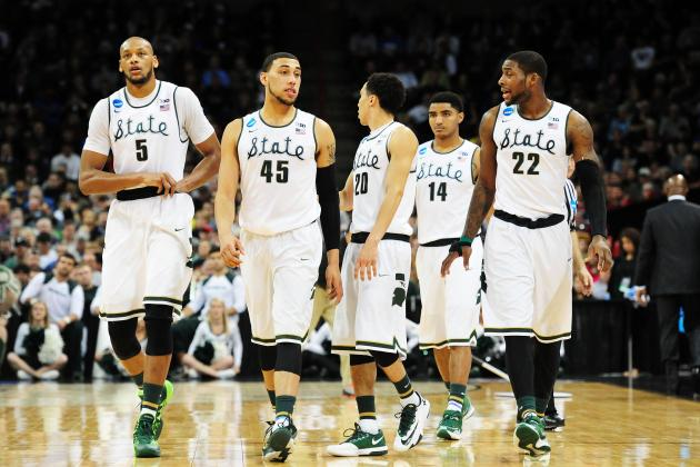 NCAA Tournament 2014: Favorites in the Most Trouble in the Sweet 16