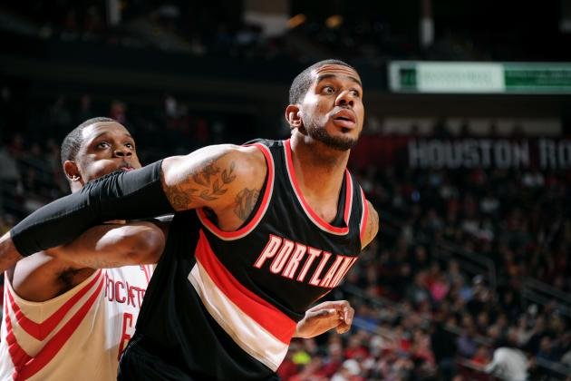 Can LaMarcus Aldridge Save the Portland Trail Blazers' Season?