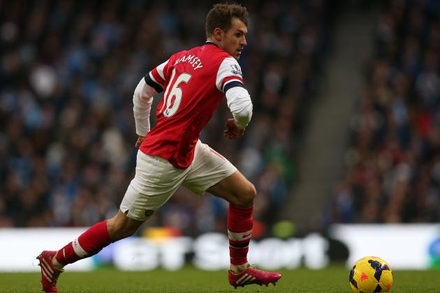 Aaron Ramsey: How Much Do Arsenal Miss Him?