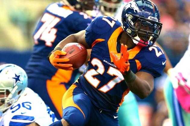 Why Knowshon Moreno Is the Perfect Short-Term Fix for the Miami Dolphins at RB