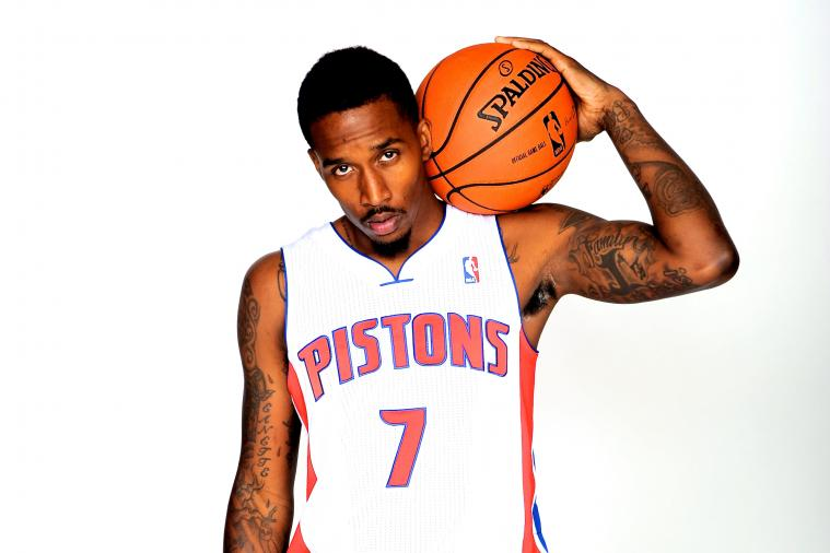 Take a Peek at the iPhone Home Screen of Pistons Point Guard Brandon Jennings