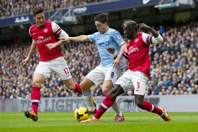 How Arsenal Will Line Up for Vital Premier League Clash Against Manchester City