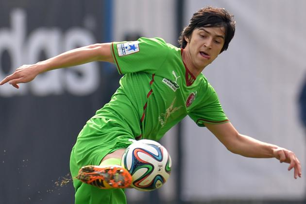 Arsenal Make £2million Offer for 'Iranian Lionel Messi' Sardar Azmoun