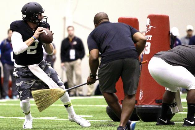 What We Learned from Johnny Manziel's Personal Pro Day