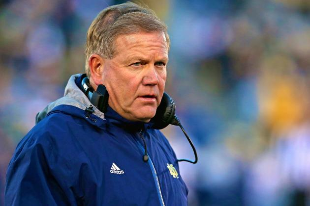 Notre Dame Enters College Football Playoff Era Under Cloud of Uncertainty