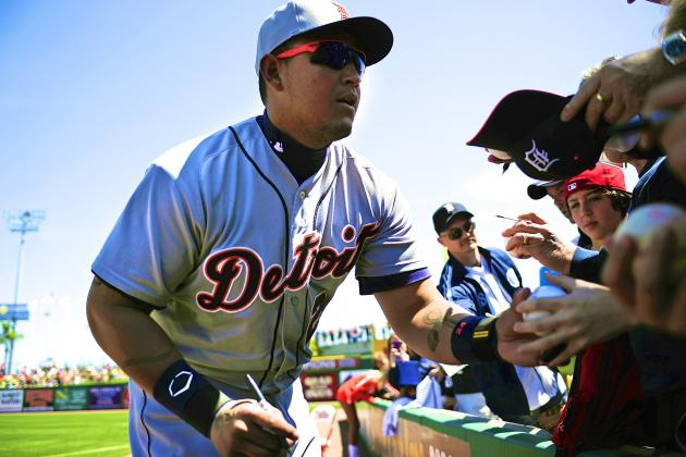 Miguel Cabrera and Tigers Agree on Contract Extension: Latest Updates, Reaction