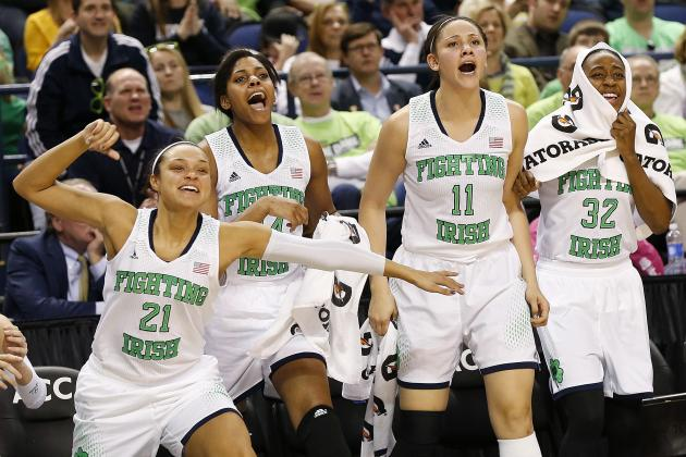 Women's Tournament 2014: Schedule and Bracket Predictions for Sweet 16 Day 1