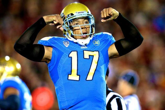 Brett Hundley, Jim Mora Make UCLA Legit National Title Threats in 2014