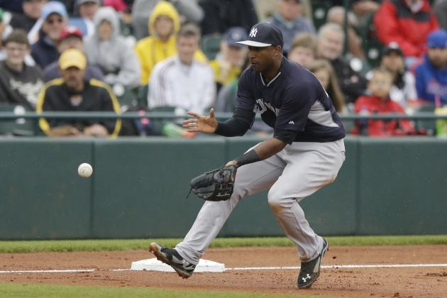 Yankees' Eduardo Nunez Would Be 'Really Disappointed' If Left off Roster