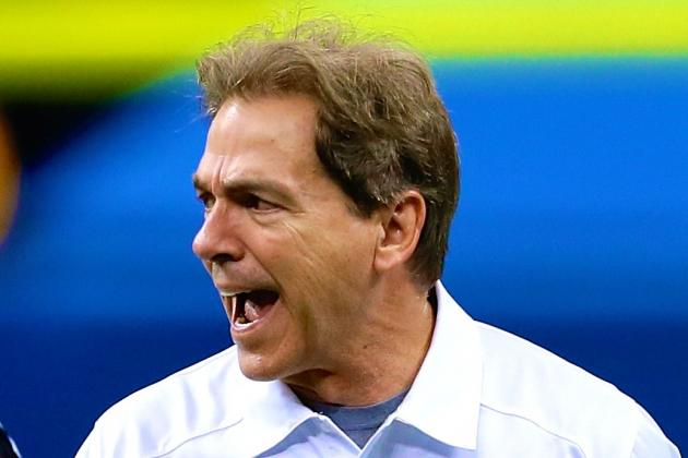 What Nick Saban, Alabama Must Do to Take Back SEC Football in 2014