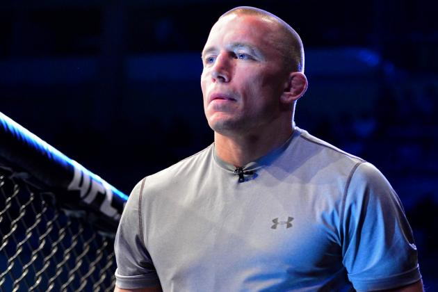Georges St-Pierre Injury: Updates on UFC Star's Recovery from Torn ACL