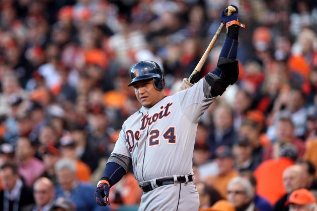What Massive Miguel Cabrera Extension Means for Max Scherzer, Tigers' Payroll