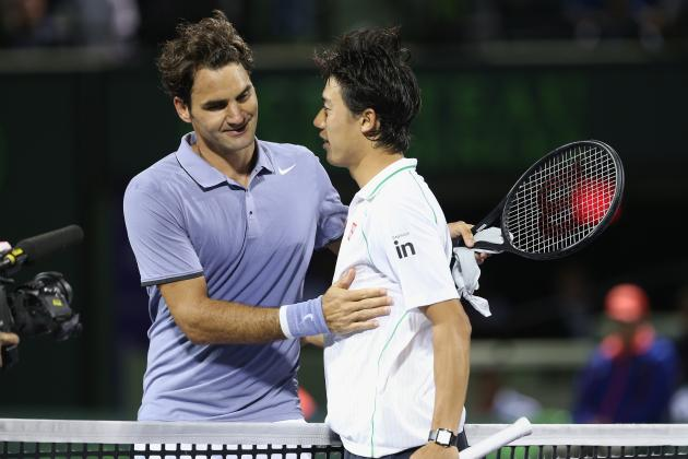 Roger Federer Shouldn't Be Concerned About Upset Loss to Kei Nishikori in Miami