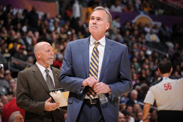 Marshall Reaches out to Lakers Coach D'Antoni